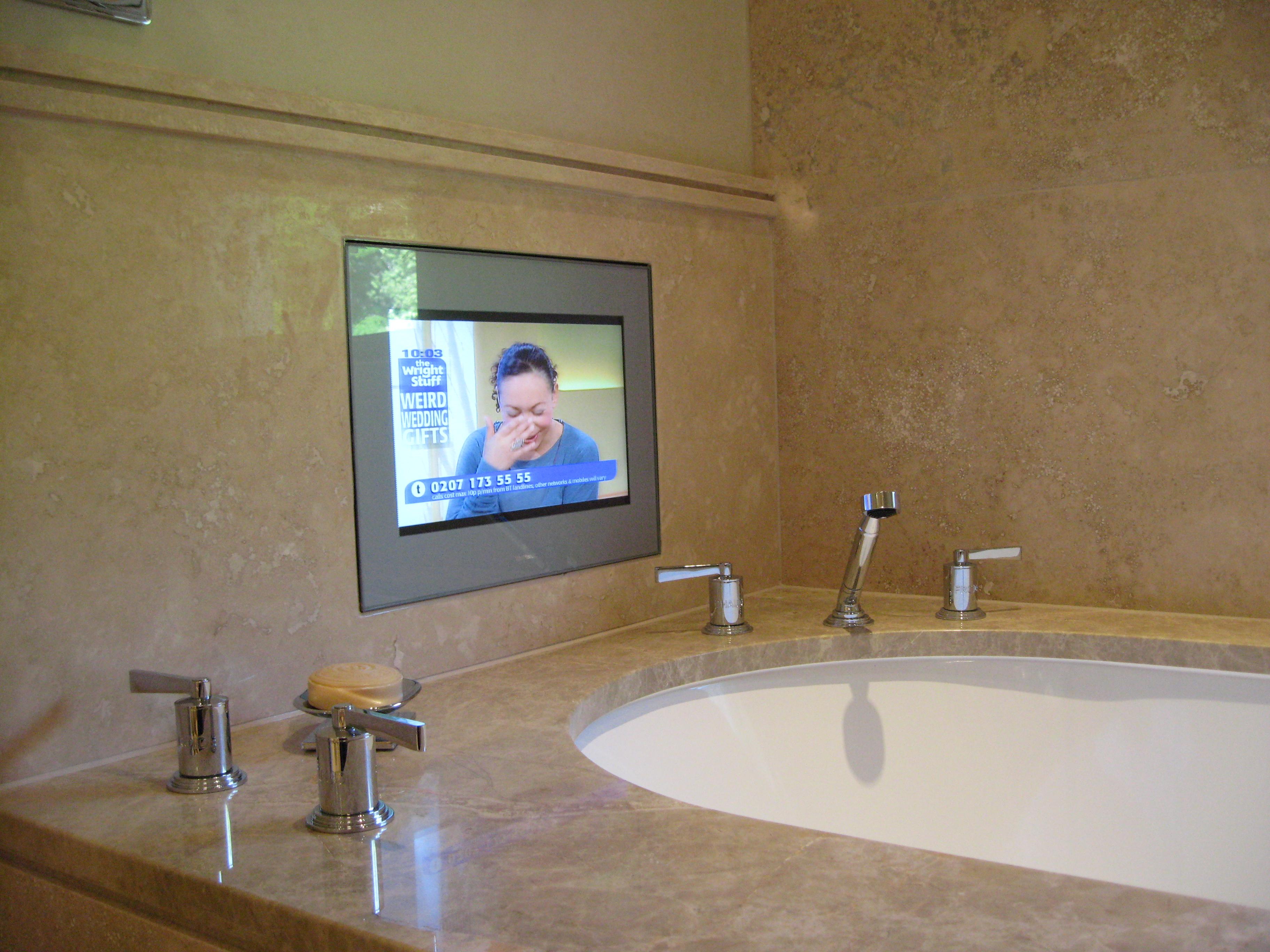 TV łazienka II