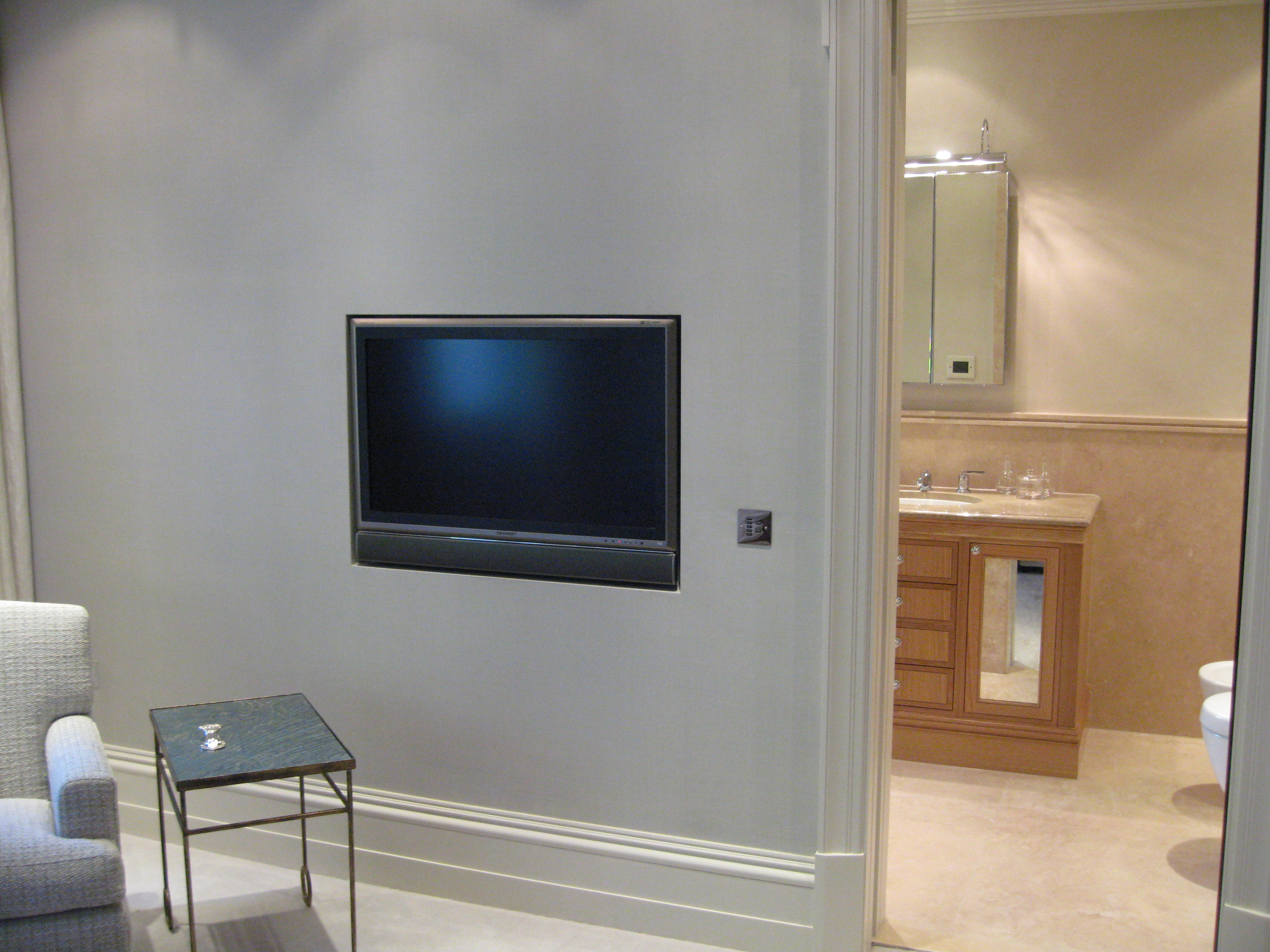 TV sypialnia I