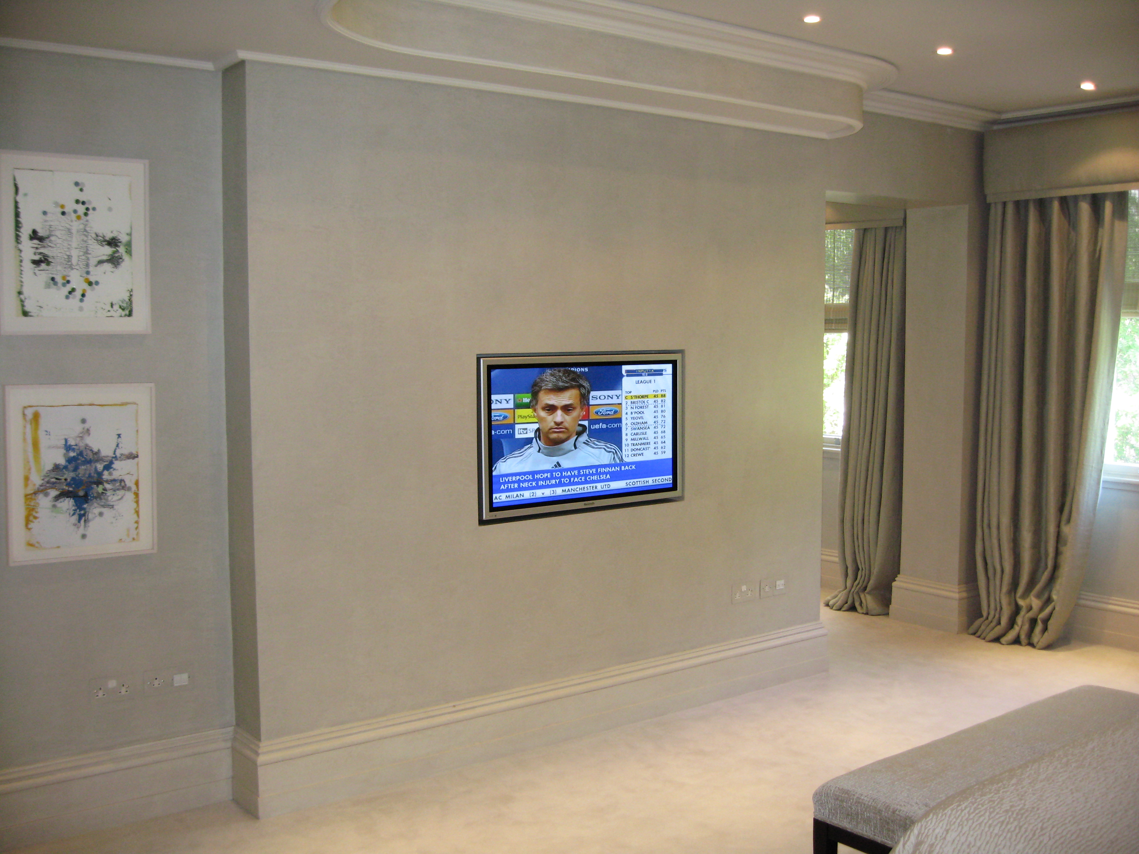 TV sypialnia III