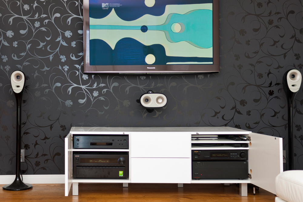 Urządzenia kina domowego oraz systemu multiroom